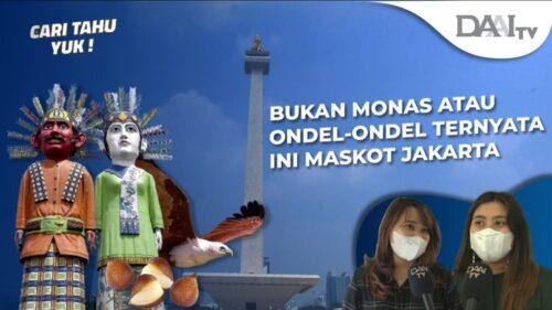 Nah bagi kamu warga Jakarta dan sekitarnya, kira-kira tahu tidak sih apa maskot Ibu Kota Indonesia atau Jakarta ?