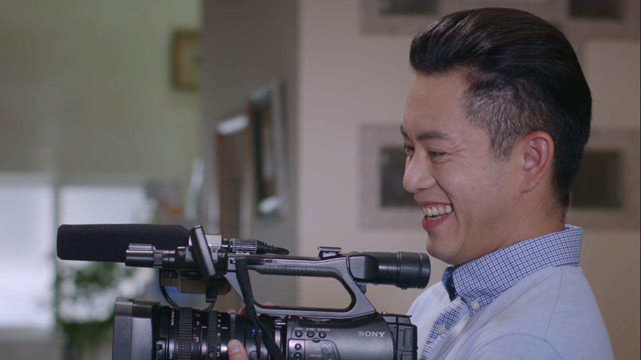 Cuplikan drama Cinta & Roti.