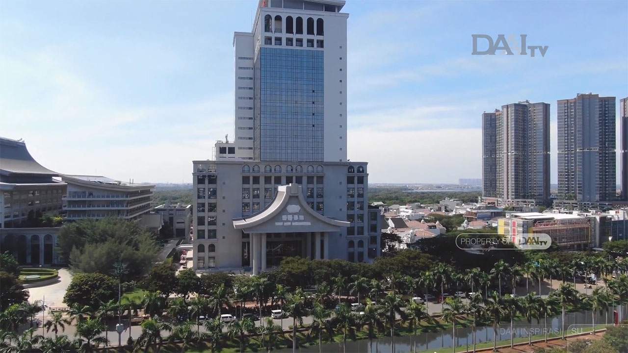 Tzu Chi Hospital siapkan ruangan khusus perawatan bagi pasien Covid-19 bagi masyarakat DKI Jakarta. (Sumber : Youtube/DAAI Inspirasi)
