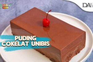 Puding Cokelat Unibis